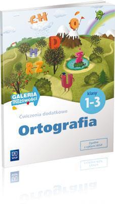 Galeria możliwości SP 1-3 Ortografia - Barbara Zakrzewska