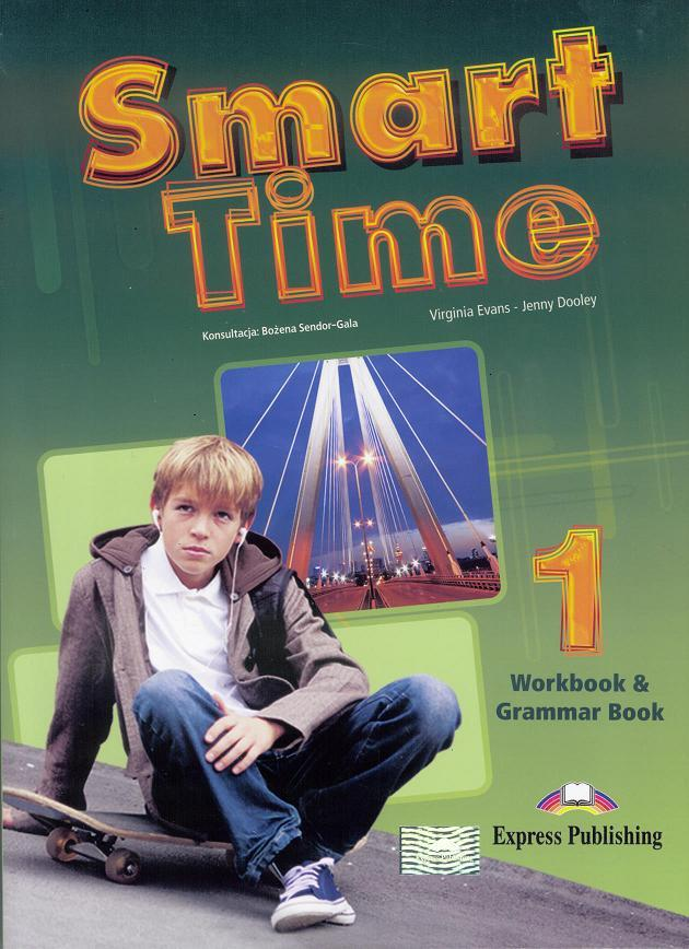 Smart Time 1 WB & Grammar Book EXPRESS PUBLISHING - Jenny Dooley - Virginia Evans