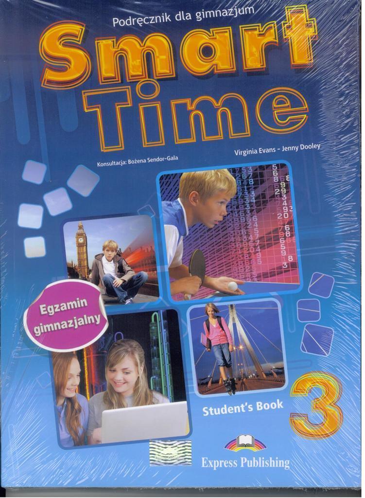Smart Time 3 SB EXPRESS PUBLISHING - Virginia Evans, Jenny Dooley