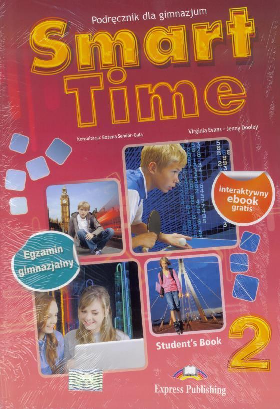 Smart Time 2 SB EXPRESS PUBLISHING - Bożena Sendor-Gala, Virginia Evans- Jenny Dooley