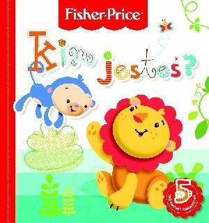 Fisher Price - Kim jesteś? - Anna Wiśniewska
