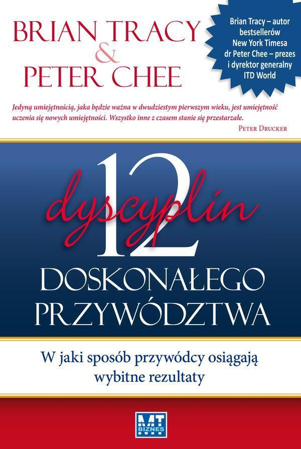 12 Dyscyplin doskonałego przywództwa