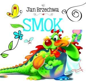 Biblioteczka niedźwiadka. Smok - Jan Brzechwa