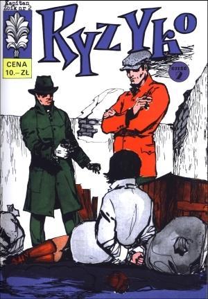 Kapitan Żbik T.2 Ryzyko Cz.2 - PRACA ZBIOROWA