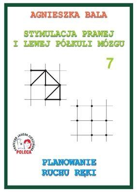 Stymulacja prawej i lewej półkuli 7 Planowanie - Agnieszka Bala