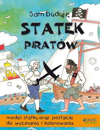 Sam buduję statek piratów