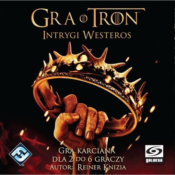 Gra o Tron - Intrygi Westeros GALAKTA
