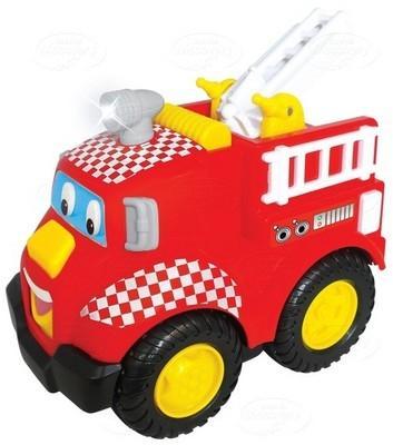 Wóz strażacki - Dumel Discovery