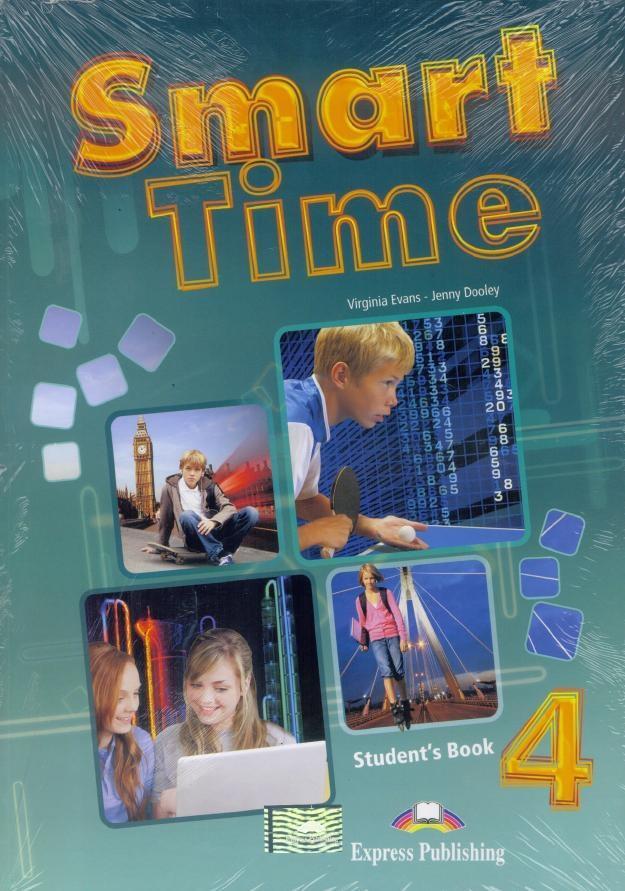 Smart Time 4 SB EXPRESS PUBLISHING - Virginia Evans, Jenny Dooley