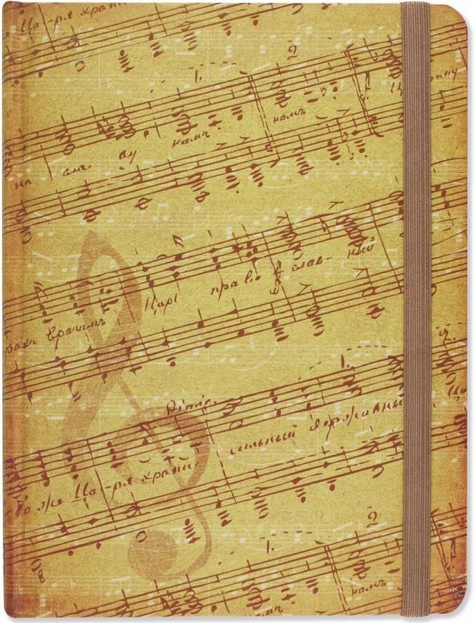 Notatnik midi Muzyka - brak
