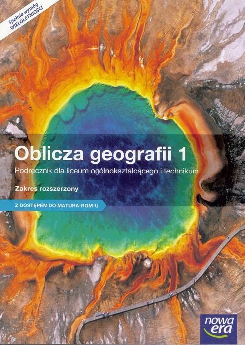 Geografia LO 1 Oblicza... podr ZR NPP w.2015 NE - Roman Malarz, Marek Więckowski