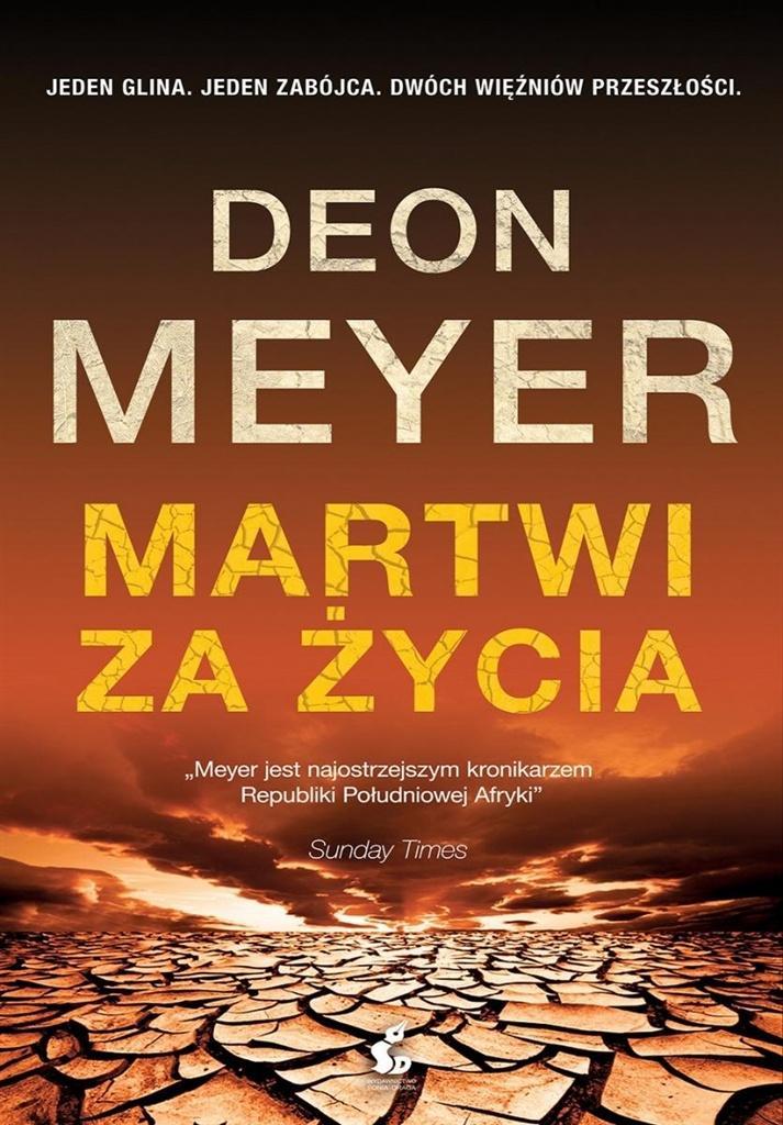 Martwi za życia - Deon Meyer
