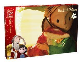 Puzzle 100 Mały Książę - Przytulanie