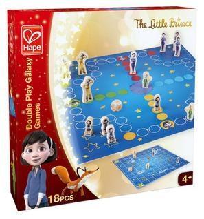 Mały Książę - Podwójna gra Galaktyka