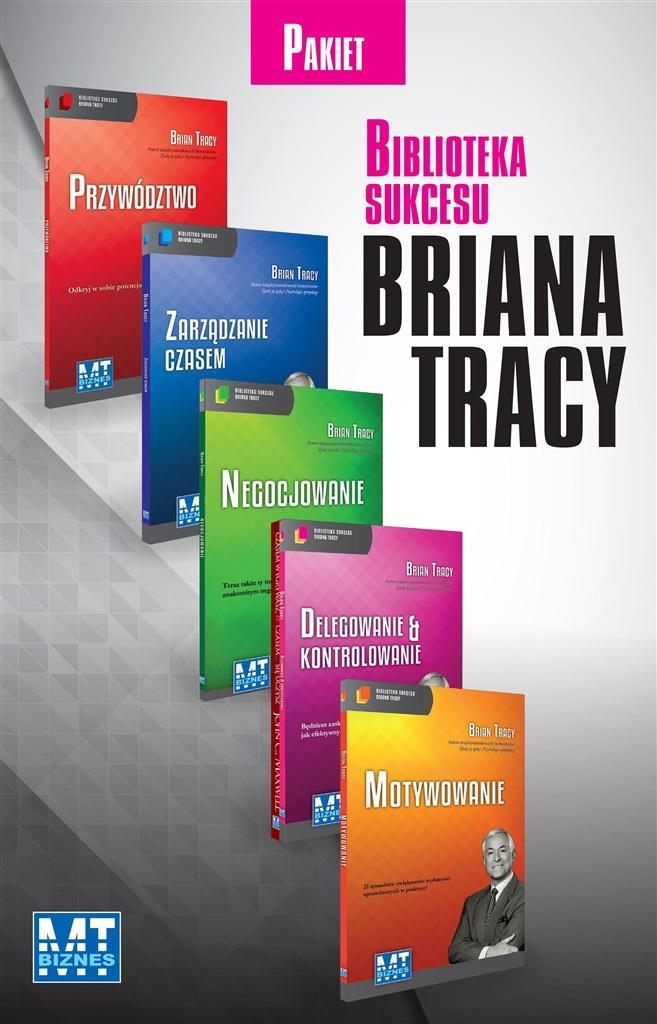 Pakiet. Biblioteka Sukcesu Briana Tracy