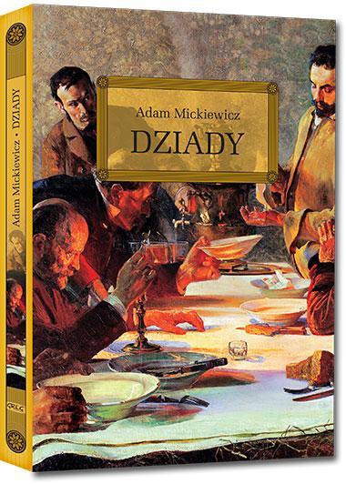 Dziady z oprac. okleina GREG - Adam Mickiewicz