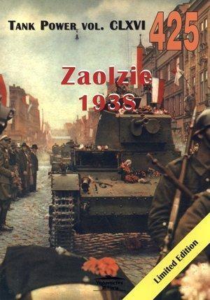 Tank Power vol. CLXVI 425 Zaolzie 1938 - Janusz Lewoch