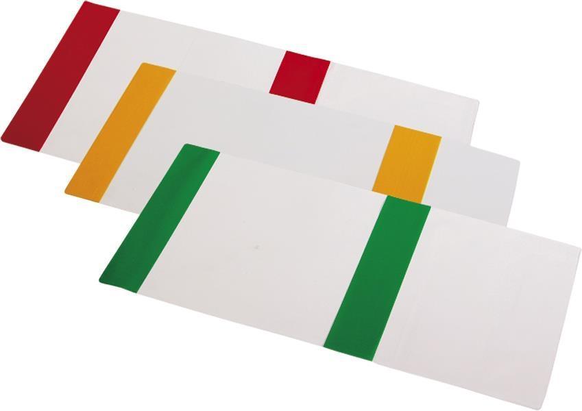 Okładka PVC z regulacją OR-8 (25szt)