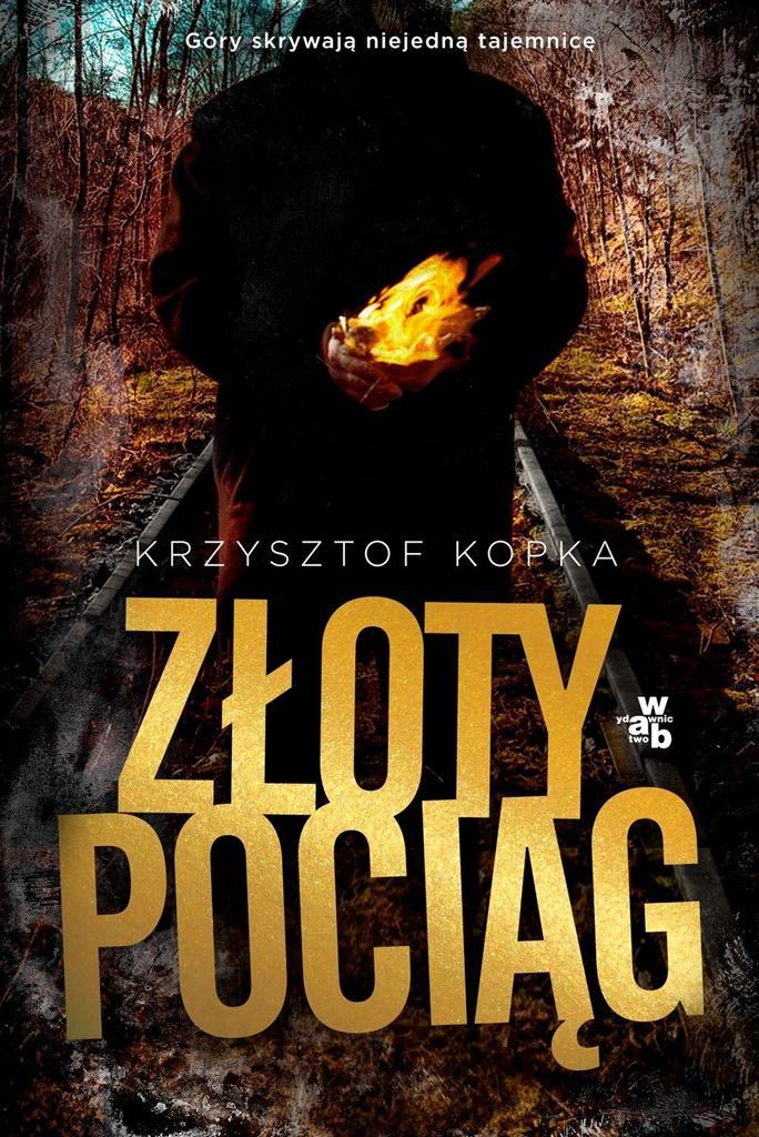 Złoty pociąg - Krzysztof Kopka