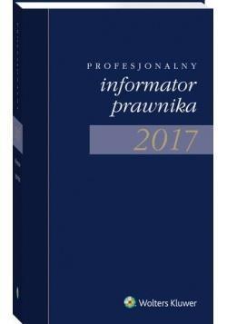 Kalendarz 2017 Profesjonalny Informator pr. B5 - PRACA ZBIOROWA