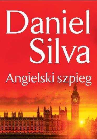 Angielski szpieg - Daniel Silva