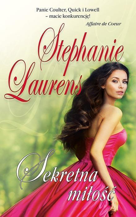 Sekretna miłość - Stephanie Laurens