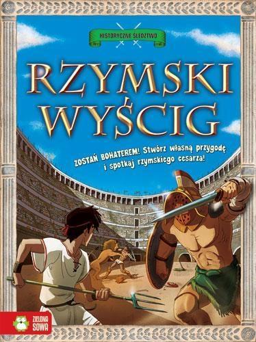 Historyczne śledztwo. Rzymski wyścig - Opracowanie zbiorowe