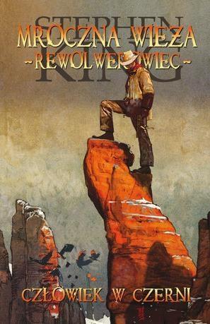 Mroczna Wieża T10. Człowiek w czerni (komiks)