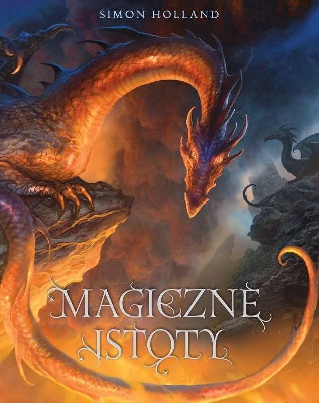 Magiczne istoty - Simon Holland