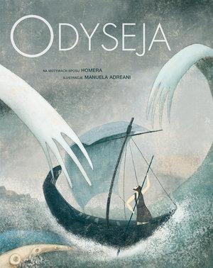 Odyseja - Manuela Adreani (ilustr.)