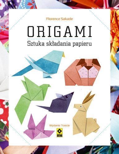 Origami. Sztuka składania papieru - brak
