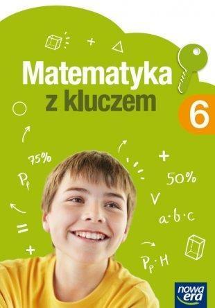 Matematyka SP 6 Matematyka z kluczem Podr. NE - brak