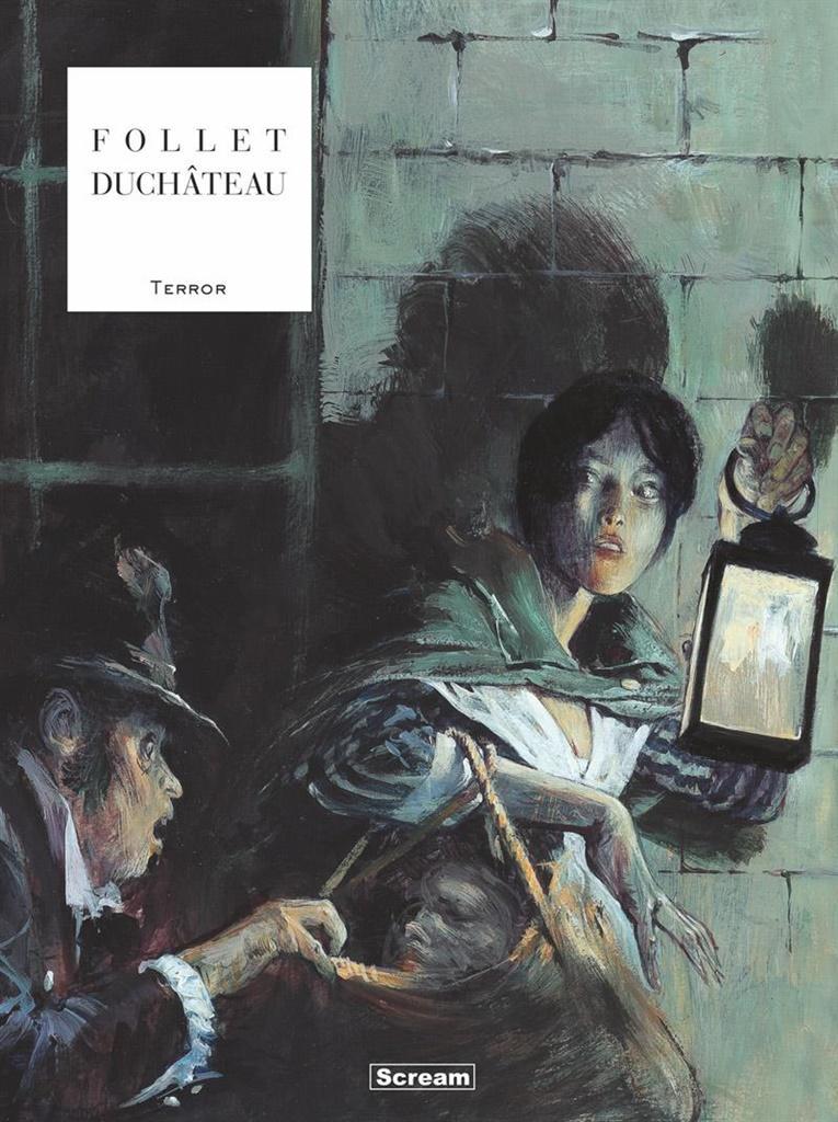 Terror - Rene Follet, Andre-Paul Duchateau