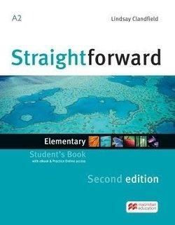 Straightforward 2nd ed. A2 Elementary SB + eBook - Philip Kerr, Lindsay Clandfield, Ceri Jones, Jim