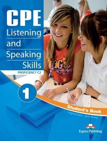 CPE Listening & Speaking Skills 1 SB - Virginia Evans, Jenny Dooley