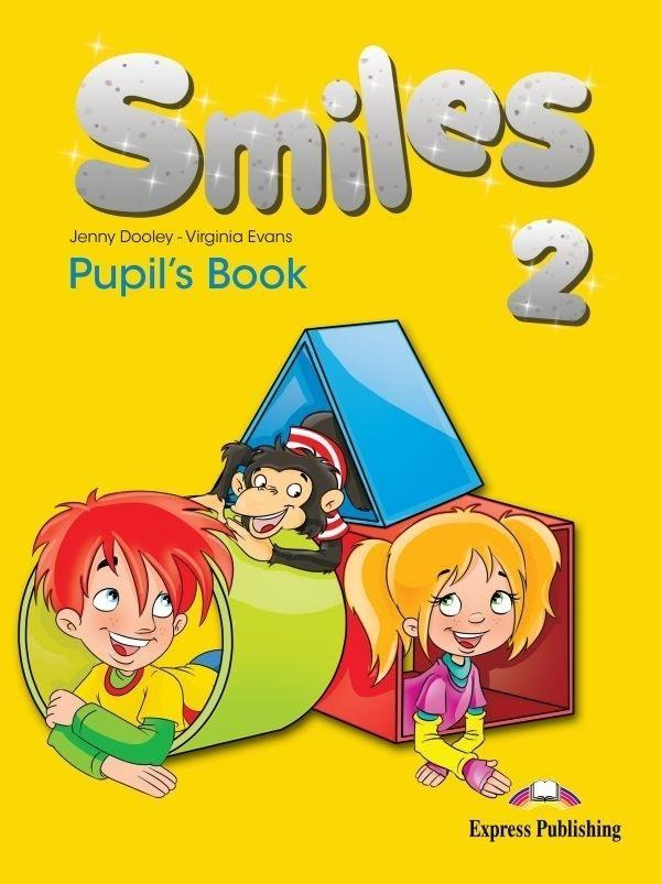 Smileys 2 PB International EXPRESS PUBLISHING - Virginia Evans, Jenny Dooley