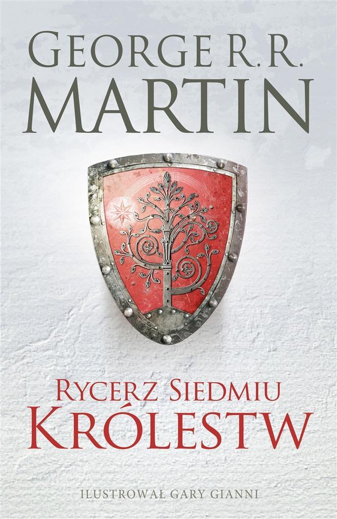 Rycerz Siedmiu Królestw wyd. ilustrowane