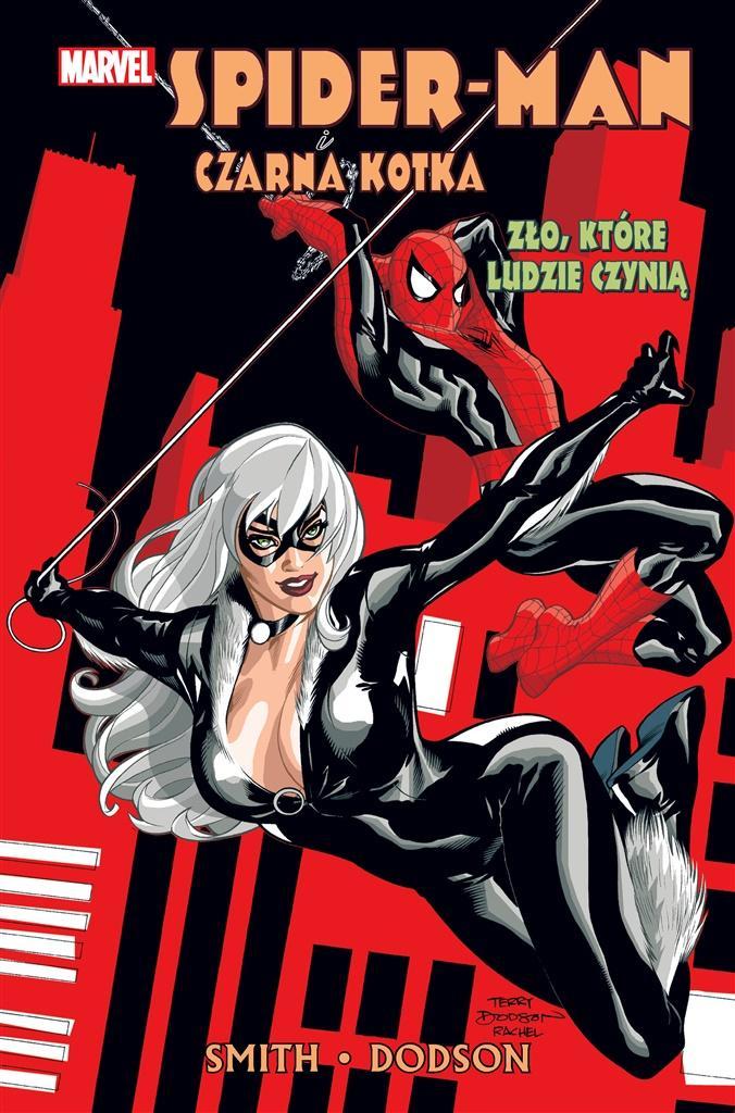 Spider-Man i Czarna Kotka: Zło, które ludzie czyni