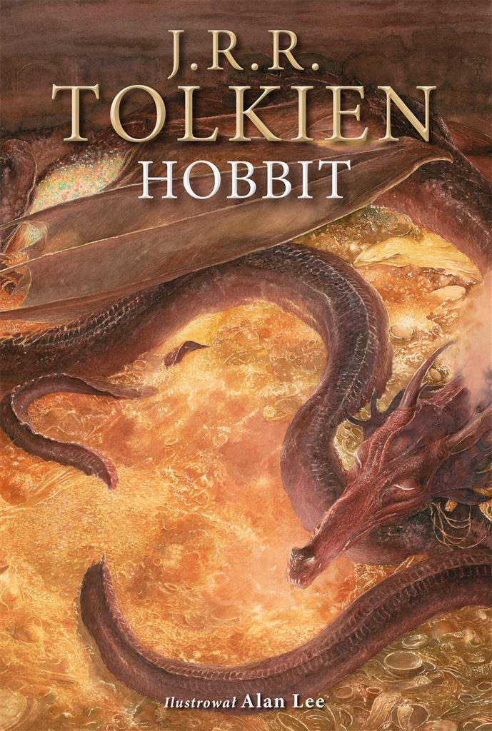 Hobbit. Wersja ilustrowana