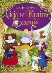 Antystresowa Kolorowanka Alicja W Krainie Czarów