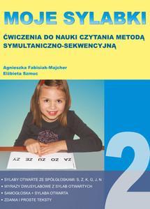 Moje sylabki - zestaw 2 - Agnieszka Fabisiak-Majcher, Elżbieta Szmuc