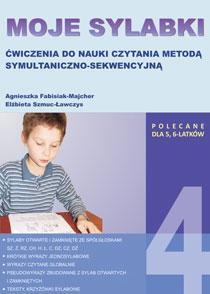 Moje sylabki - zestaw 4 - Agnieszka Fabisiak-Majcher, Elżbieta Szmuc
