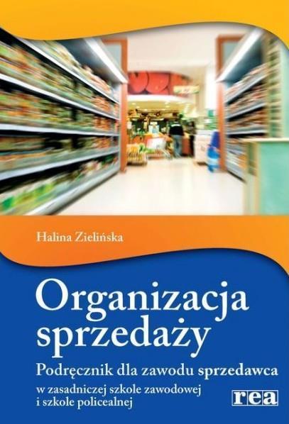 Organizacja sprzedaży REA - Halina Zielińska