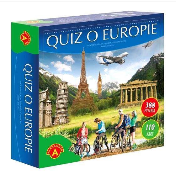 Quiz o Europie ALEX