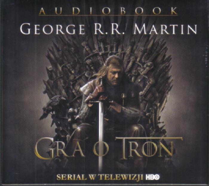 Gra o tron - audiobook