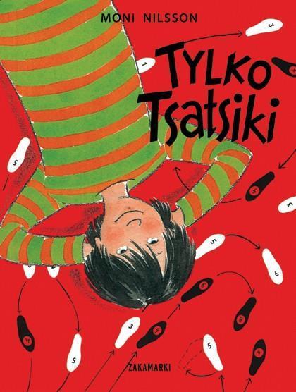 Tylko Tsatsiki - Moni Nilsson