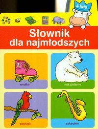 Słownik dla najmłodszych 4 lata - brak