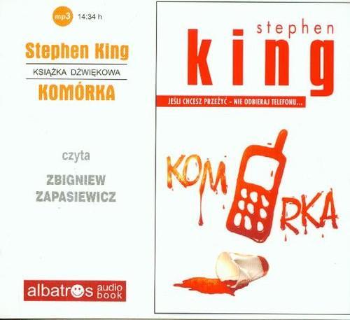 Komórka - King Stephen