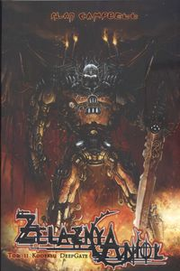 Żelazny anioł Tom II Kodeksu DeepGate - Campbell Alan