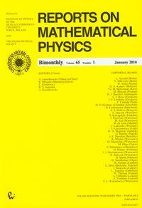 Reports on Mathematical Physics 65/1 2010 Kraj - brak